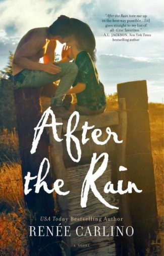 Cover Review: After the Rain by Renée Carlino