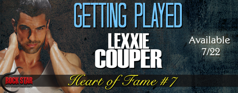 Getting Played by Lexxie Couper banner