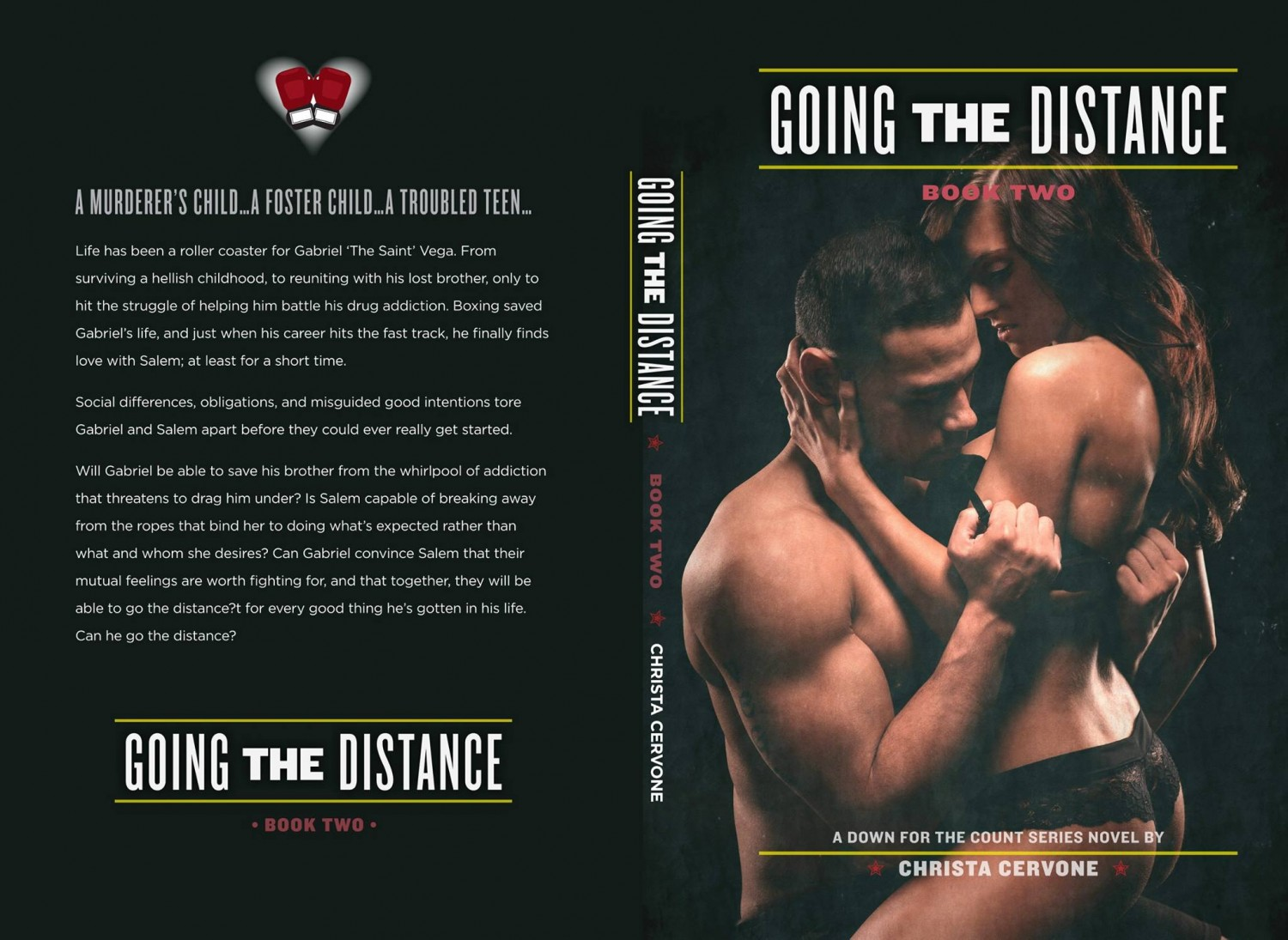 Going the Distance Full Jacket