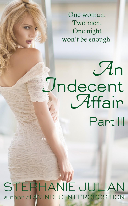 Indecent Affair Part III Cover
