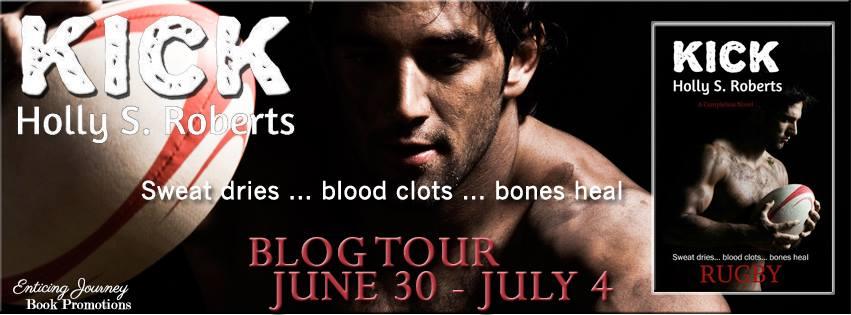 Kick Blog Tour Banner