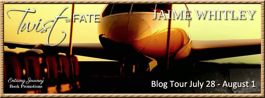Twist of Fate Blog Tour Banner