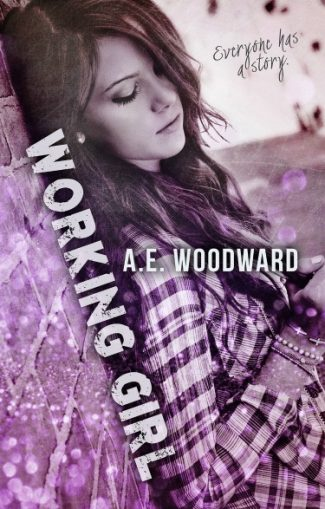 Cover Reveal & Giveaway: Working Girl by A.E. Woodward