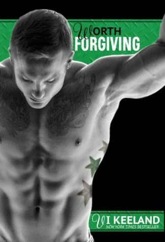 Cover Reveal: Worth Forgiving (MMA Fighter #3) by Vi Keeland