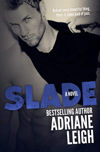 Cover Reveal & Giveaway: Slade (Wild #3) by Adriane Leigh
