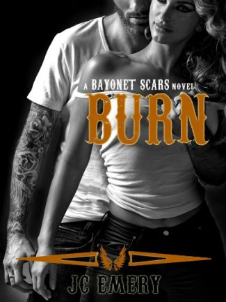 Cover Reveal: Burn (Bayonet Scars #5) by J.C. Emery