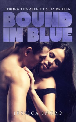Cover Reveal & Giveaway: Bound in Blue (Love Square #3) by Jessica Ingro