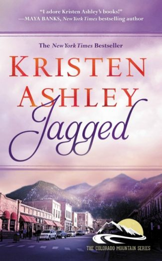 Launch Day Blitz & Giveaway: Jagged (Colorado Mountain #5) by Kristen Ashley