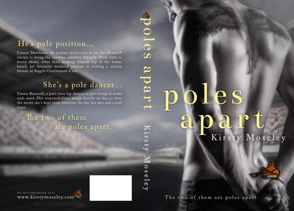 Kirsty's Poles Apart Cover Jacket