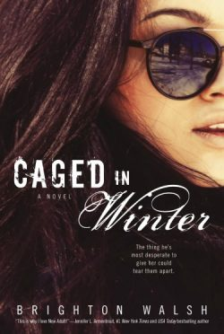 Promo & Giveaway: Caged in Winter by Brighton Walsh