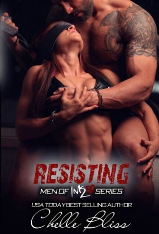Cover Reveal: Resisting (Men of Inked #3.5) by Chelle Bliss