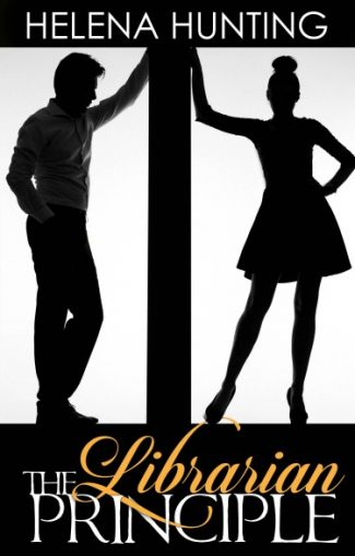 Cover Reveal: The Librarian Principle by Helena Hunting