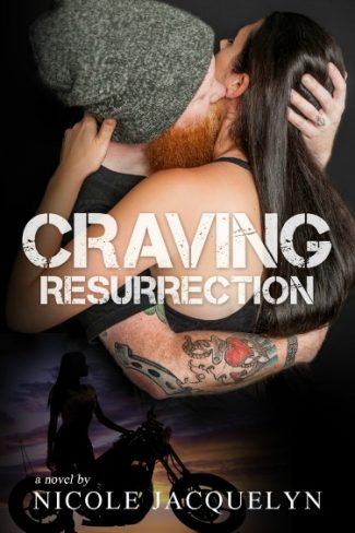 Cover Reveal: Craving Resurrection (Aces, #4) by Nicole Jacquelyn