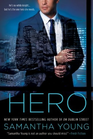 Cover Reveal: Hero by Samantha Young