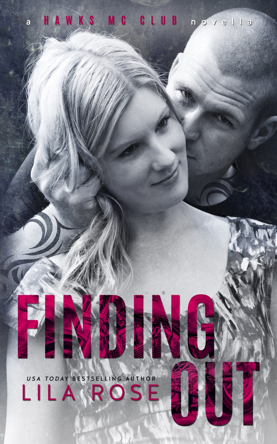 FINDING OUT LILA ROSE AMAZON KINDLE EBOOK COVER