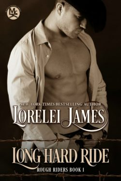 Promo: Long Hard Ride (Rough Riders #1) by Lorelei James