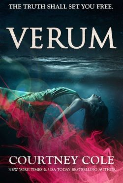 Cover Reveal: Verum (The Nocte Trilogy #2) by Courtney Cole