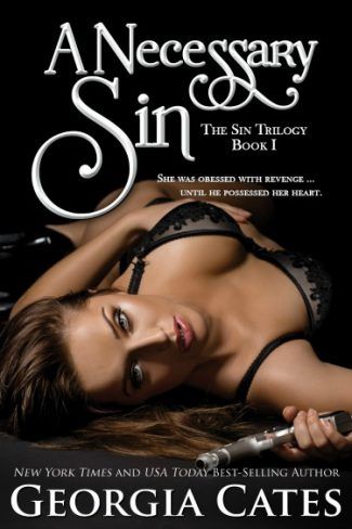 Cover Reveal: A Necessary Sin (The Sin Trilogy #1) by Georgia Cates