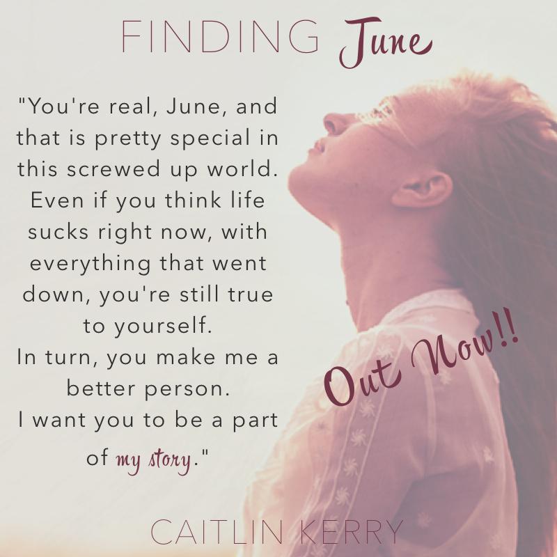 Finding June teaser