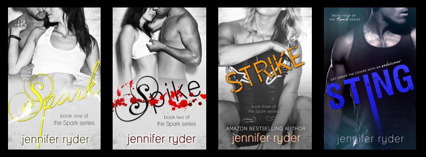Jennifer Ryder Spark series