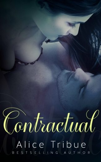 Cover Reveal & Giveaway: Contractual by Alice Montalvo-Tribue