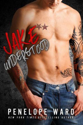 Cover Reveal: Jake Understood (Jake #2) by Penelope Ward