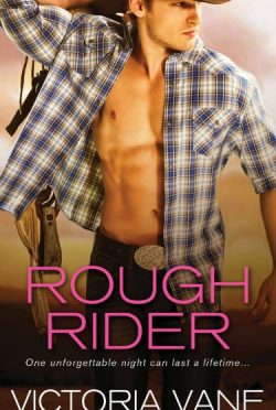 Release Day Launch & Giveaway: Rough Rider (Hot Cowboy Nights #2) by Victoria Vane