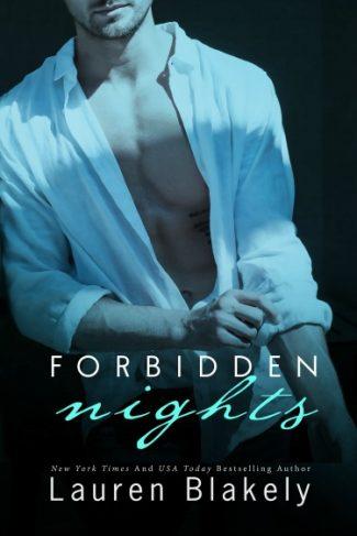 Cover Reveal: Forbidden Nights (Seductive Nights #5) by Lauren Blakely