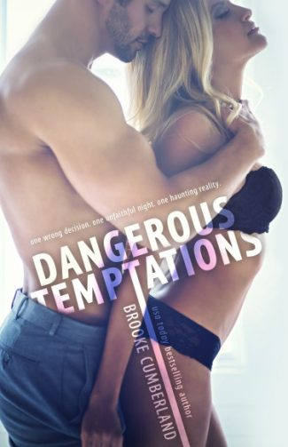 Cover Reveal & Giveaway: Dangerous Temptations by Brooke Cumberland