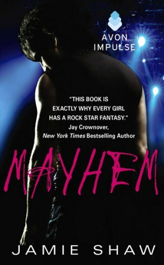 Promo & Giveaway: Mayhem (Mayhem #1) by Jamie Shaw