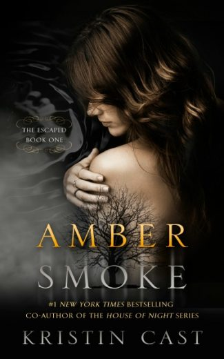 Cover Reveal & Giveaway: Amber Smoke (The Escaped #1) by Kristin Cast