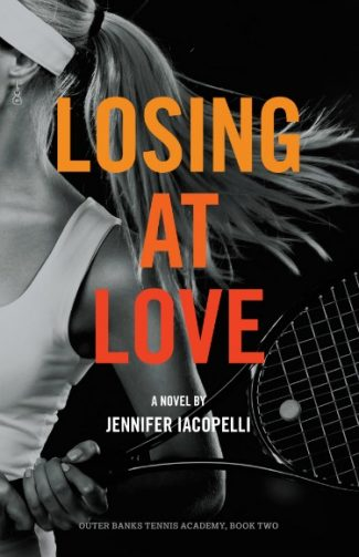 Cover Reveal & Giveaway: Losing at Love (Outer Banks Tennis Academy #2) by Jennifer Iacopelli