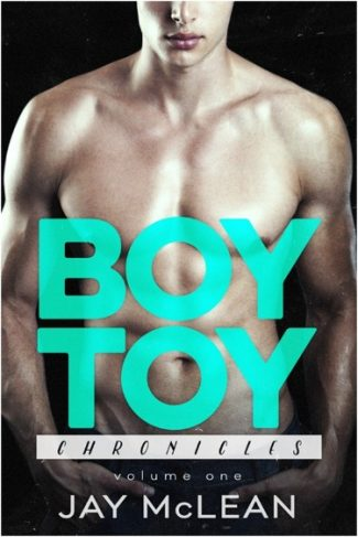 Cover Reveal: Boy Toy Chronicles: Volume One (Toy Boy Chronicles #1) by Jay McLean