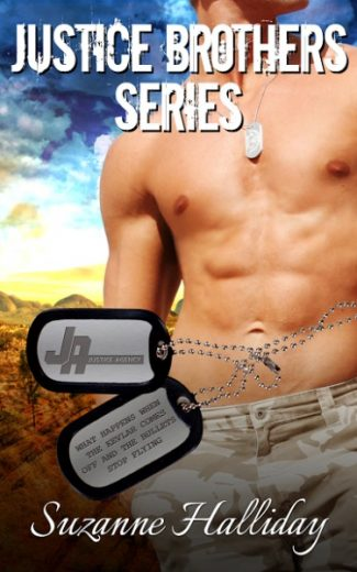 Release Day Blitz: The Justice Brothers Box Set (Justice Brothers #1-3) by Suzanne Halliday