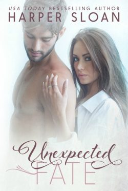 Review & Giveaway: Unexpected Fate (Hope Town #1) by Harper Sloan
