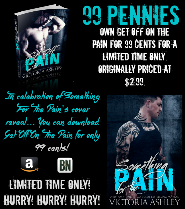 Get Off On The Pain 99 cent sale 2