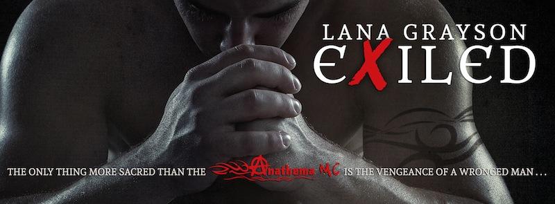 Header Exiled-Lana Grayson