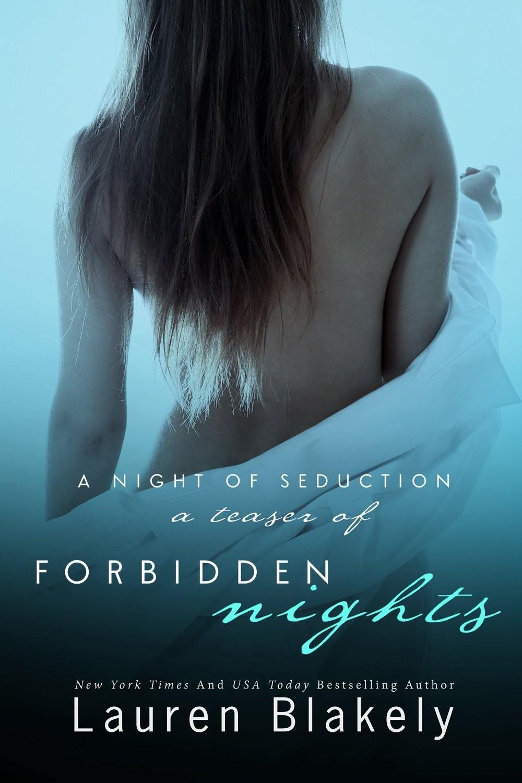a night of seduction a teaser of forbidden nights