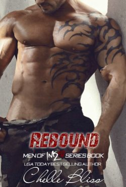 Cover Reveal: Rebound (Night Shift: Dirty Things Happen in the Dark) by Chelle Bliss
