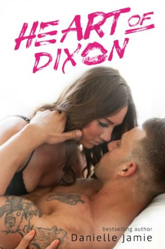 Release Day Blitz & Giveaway: Heart of Dixon (Brooklyn #2) by Danielle Jamie