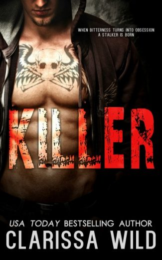 Cover Reveal & Giveaway: Killer by Clarissa Wild