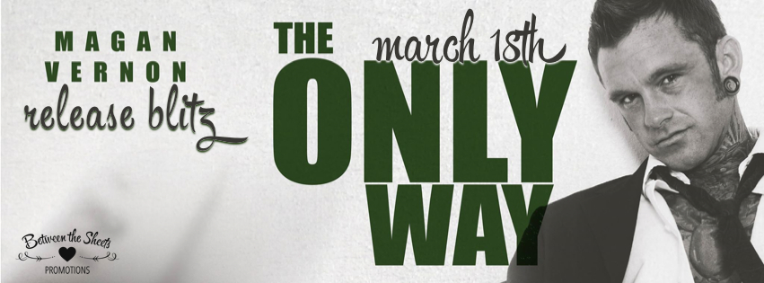 THE ONLY WAY - banner