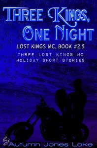 Three Kings, One Night Cover