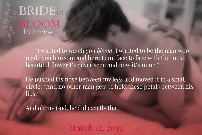 bride in bloom teaser