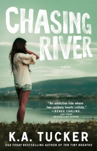 Cover Reveal: Chasing River (Burying Water #3 ) by K.A. Tucker