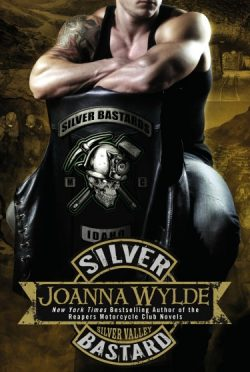 Review & Giveaway: Silver Bastard (Silver Valley #1) by Joanna Wylde