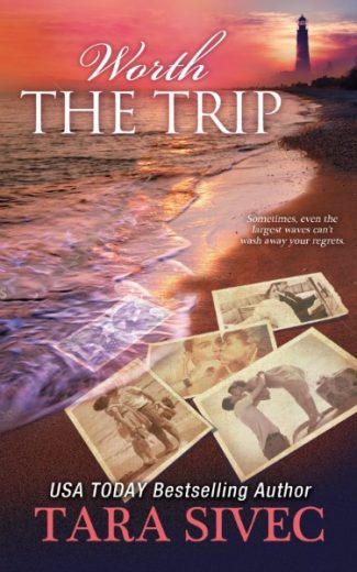 Cover Reveal: Worth the Trip (Fisher's Light #1.5) by Tara Sivec