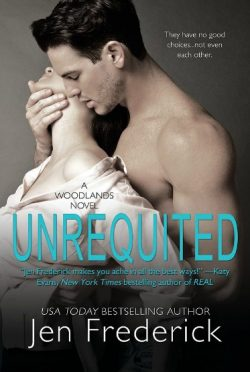 Excerpt Reveal: Unrequited (Woodlands #4) by Jen Frederick