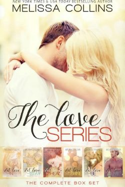 Cover Reveal: The Love Series Complete Box Set (Love #1-5) by Melissa Collins