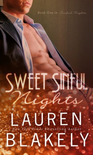 Cover Reveal & Giveaway: Sweet Sinful Nights (Sinful Nights #1) by Lauren Blakely